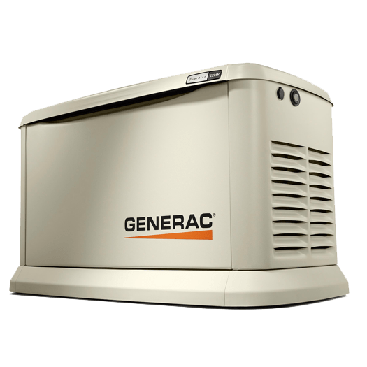 All American Electric Installs Generac Standby Generator